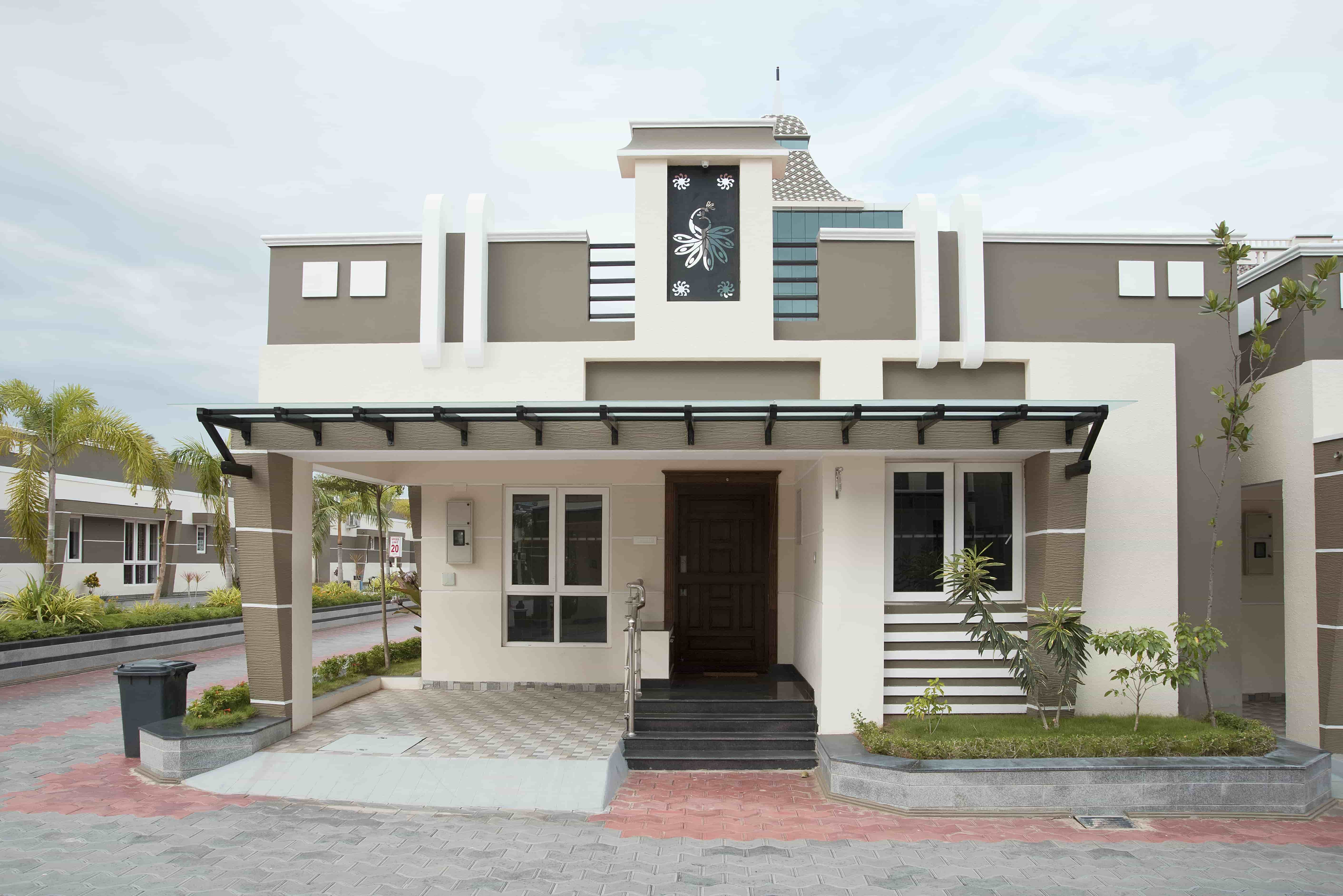 Completed Projects | Phase III | 2BHK | Retirement Villa