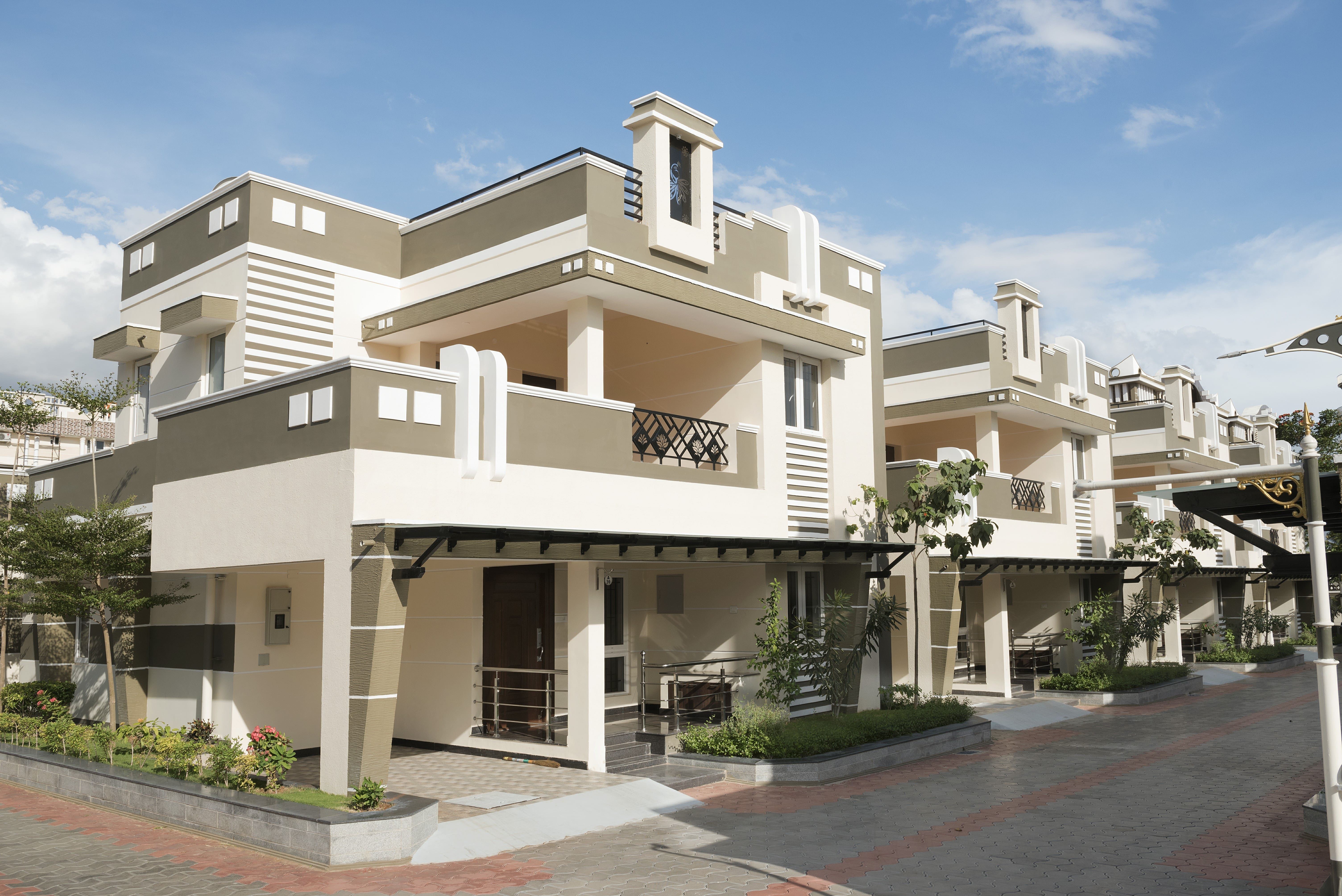 Completed Projects | Phase III | 3BHK | Retirement Villa