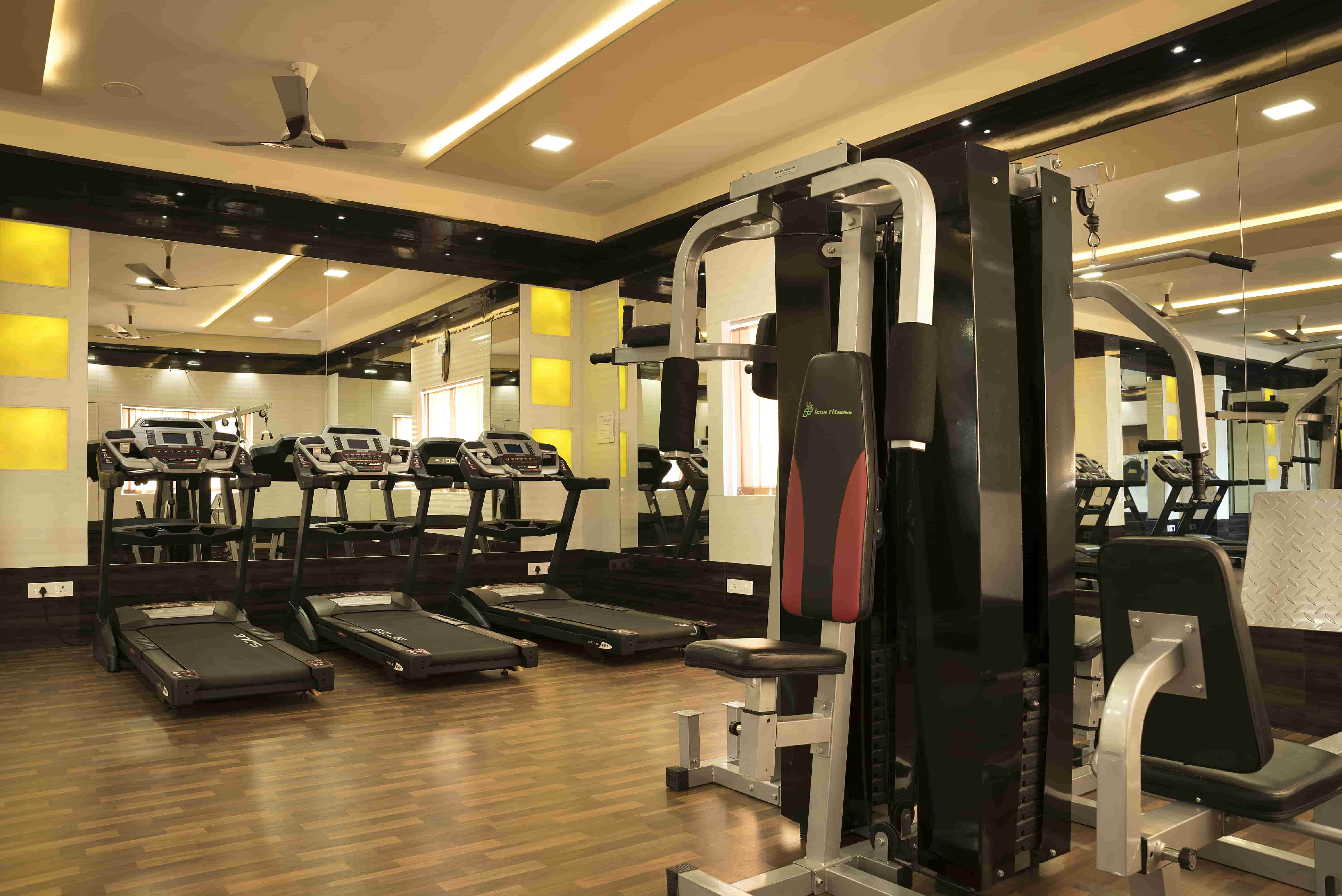 Completed Projects | Phase III | Gym | Senior Living Villa