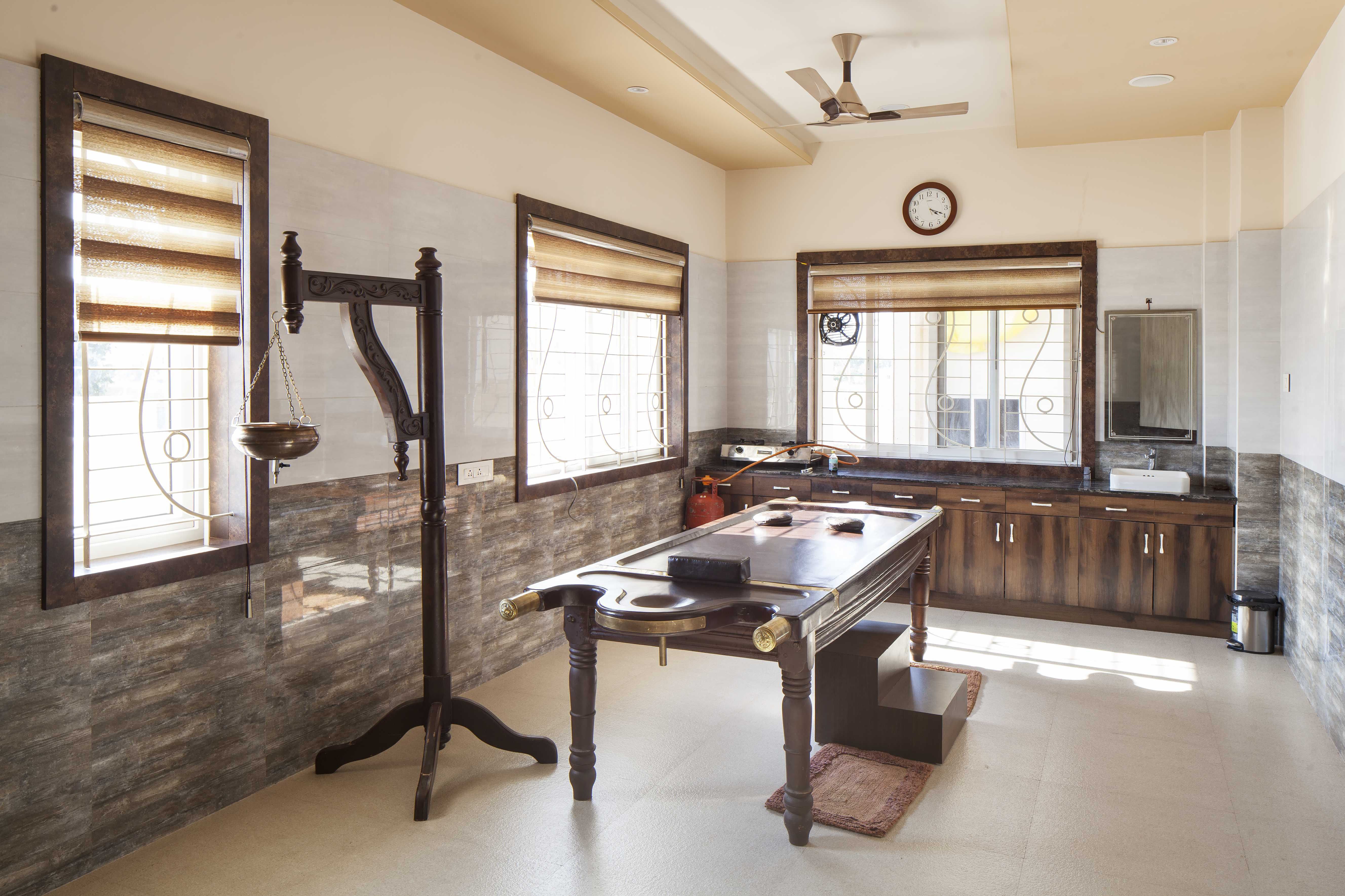 Completed Projects | Phase IV | Ayurvedic Room | Premium Retirement Apartment